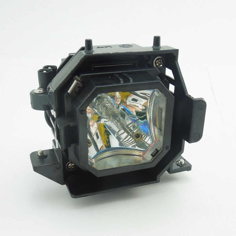 Фотография Projector lamp ELPLP31 / V13H010L311 for EPSON PowerLite 830p / PowerLite 835p with Japan phoenix original lamp burner