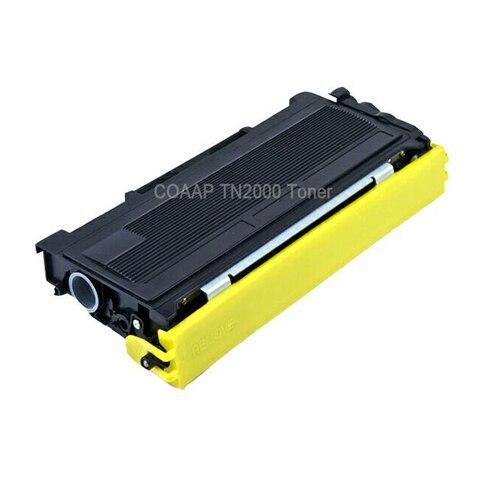 1pk tn350 tn2000 tn2050 cartucho de toner compativel para brother dcp 7020 fax 2820 2070n