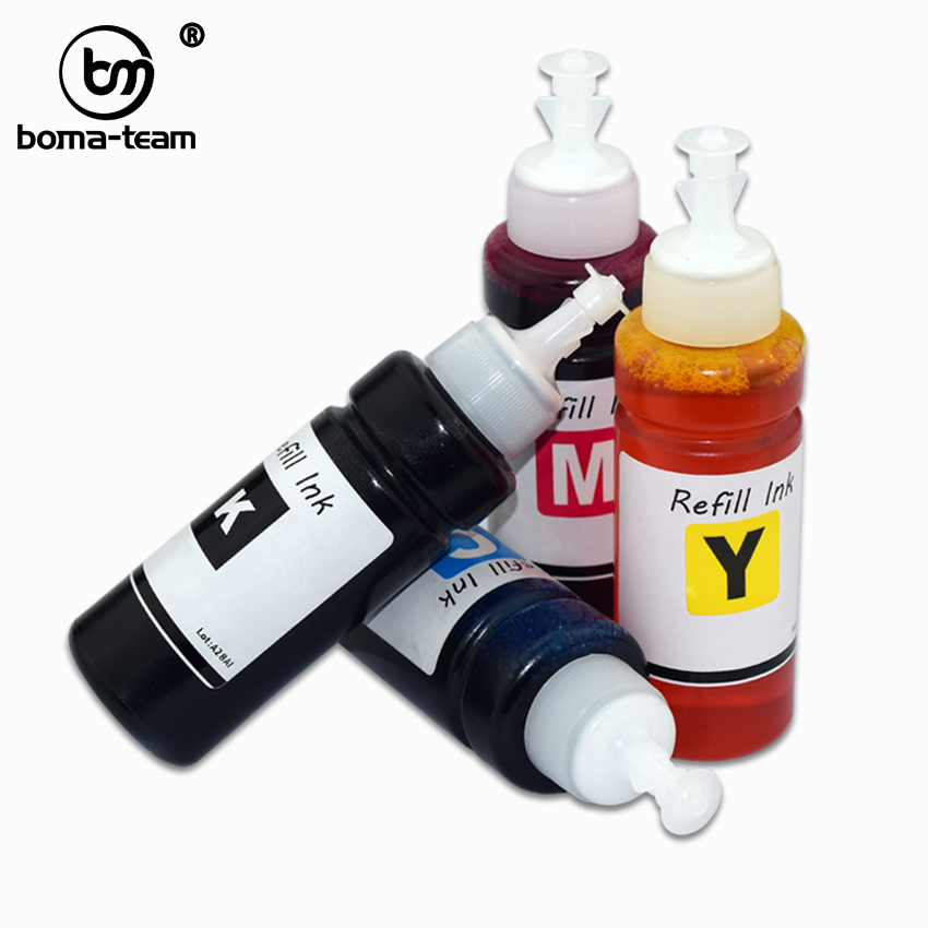 Water Based Dye Ink <font><b>Refills</b></font> <font><b>Kits</b></font> For <font><b>HP</b></font> 932 <font><b>933</b></font> Paint For <font><b>HP</b></font> Officejet 7610 7612 7510 7512 7110 6100 6600 6700 Printer Inks image