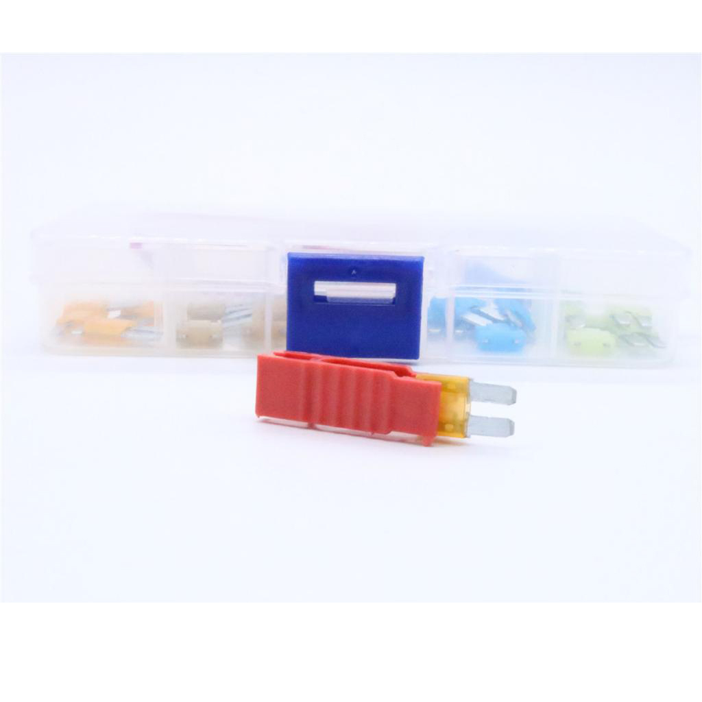 Image 3 - 25 Pcs Car Boat Motorcycle ATR Micro2 Blade Fuse 5A 7.5A 10A 15A 20A & In line Fuse Holder/Puller Plastic & Zinc Alloy-in Fuses from Automobiles & Motorcycles
