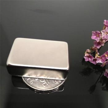 Zion  30pcs 30x20x10mm neodymium magnets n35 30mmx20mmx10mm block cuboid NdFeB magnet 30*20*10mm super strong rare earth magnet