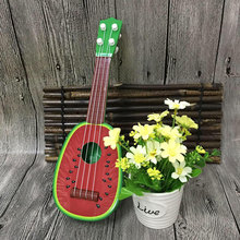 Ukulele Kids Children Fruit Ukulele Ukelele Uke 4 Strings Small Guitar Musical Instrument Educational Funny Toy