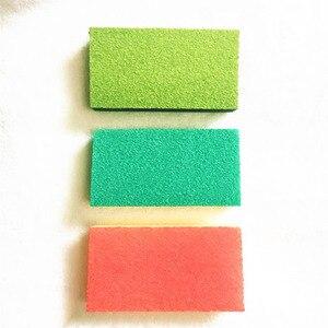 Image 5 - 1 pcs 양면 듀얼 사용 나노 ceram 컬러 매직 스폰지 청소 녹 오염 제거 스폰지 무료 배송