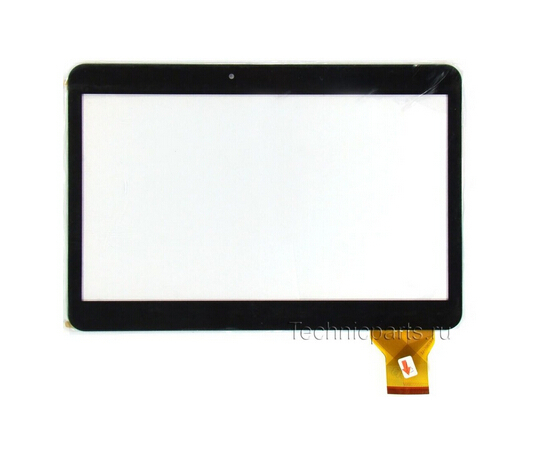 New For RoverPad Tesla 10.1 3G Tablet Capacitive Touch Screen Panel Digitizer Glass Sensor Replacement Free Shipping
