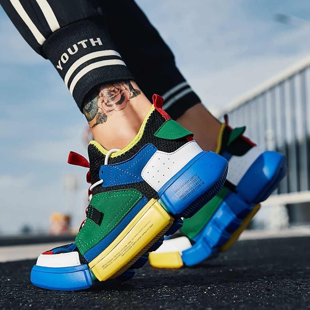 男性カジュアルシューズ Masculino シューズ通気性の男性の靴スニーカー男性スニーカー Zapatos やつ Sapatos 男性フラッツ 2019