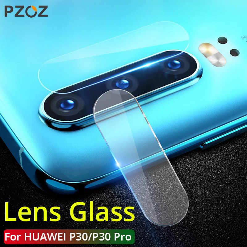 PZOZ tempered glass camera lens for Huawei P20 P30 pro mate 20 X mate 20 pro Honor 8 X rear camera lens protection film