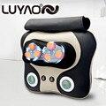 Massage Pillow.Cervical Vertebra Massager.Neck Waist Back Shoulder Massage Device Household Health Care Instrument