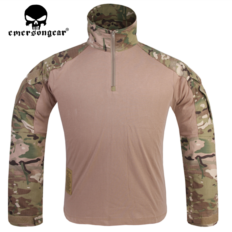 Emerson Tactical G3 Combat shirt Emerson BDU Military Army shirt Multicam EM8567 Factory wholesale price