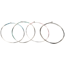 Cello Strings Metal String Set for 4/4 3/4 1/2 1/4 1/8 Replacement Part Accessory