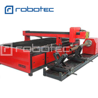 63A/100A/120A/160A/200A optional power supply cnc plasma cutting machine