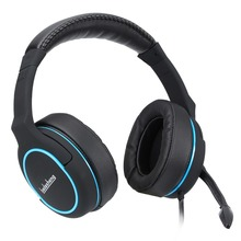 Virtual font b 7 1 b font Gaming Headset for PC Compatible With PS4 Smartphone Tablet