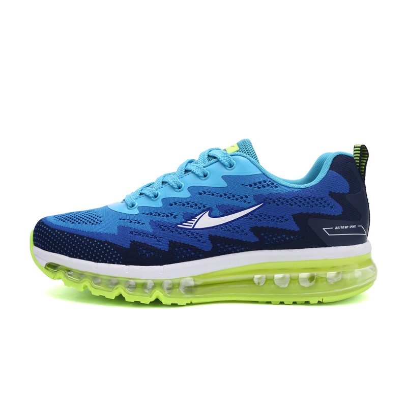High Quality Air Sole Light Free Run Mens Sneakers For Men Sport Shoes Men Fly Line Mesh Athletic Boots Breathable Running Shoes