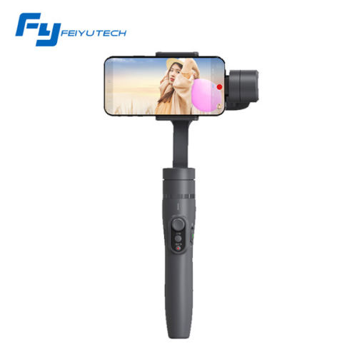Free shipping EMS DHL Action Video Cameras Feiyu Tech Vimble 2 Extendable Handheld 3-Axis Gimbal Stabilizer for Smartphone dhl ems 2 pcs 3th2244 0bb4 3th2244 0bb4 1pc new for original free shipping d1