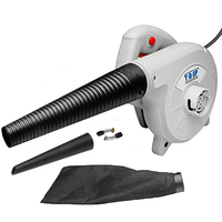 220V 600W Electric Air Blower Fan Dust Collector Computer AC Cleaning