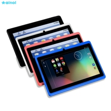 Ainol Kids Gift Tablets 7 Inch Android TFT Display HD 1024x600 Quad Core Tablet Bluetooth Wifi