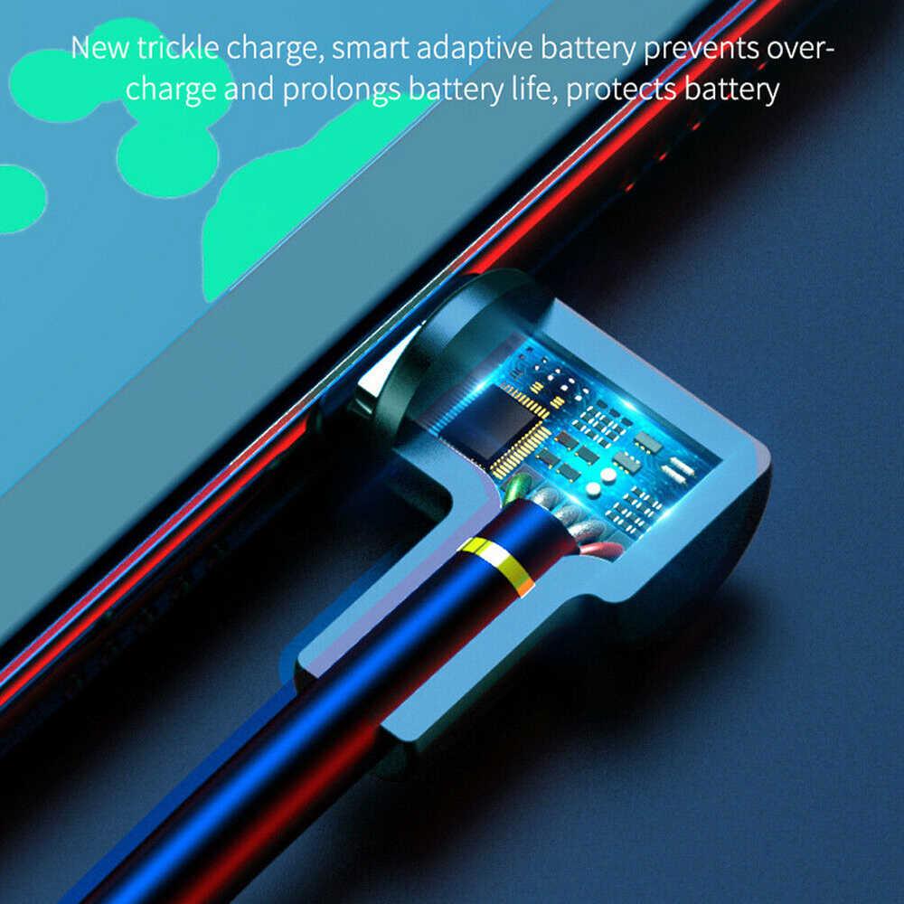 5A USB نوع C شاحن كابل بيانات شحن سريع لهواوي P30 برو سامسونج S10 + ل شاومي lg