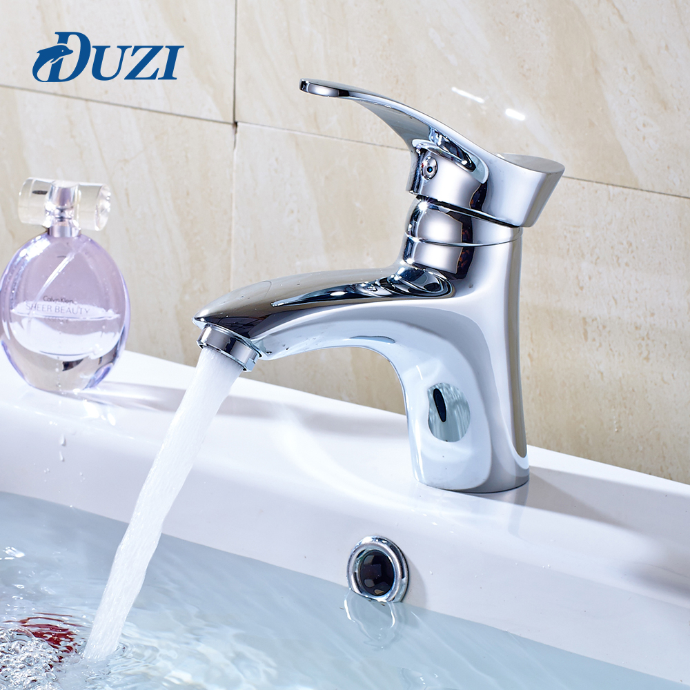 Chrome Plated Brass Material Deck Mounted Smart Of Basin Thermostatic Faucet Online Shop Bathroom Sinks,faucets & Accessories