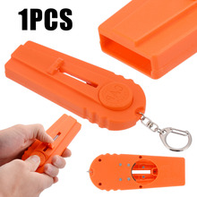 Keychain Bottle Opener Cap Opening Cap Beer Drink Bottle Opener for Bar Kichen Cooking Tool Orange portable football bottle opener for beer cocktails tool for opening wine world cup bottle opener keychain