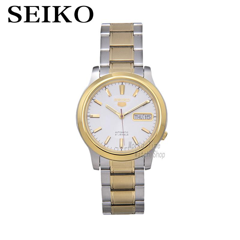 [ pre sale november 11 delivery ] seiko watch seiko 5 automatic sports st aviator 24 jewels men s watch made in japan srp349j1 SEIKO Watch Shield 5 Automatic Men leisure business automatic mechanical watch SNK790K1