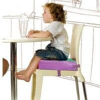 נייד בייבי ילדים באיכות גבוהה כיסא כרית כיסא גבוה כרית מושב הגבהה מושבי כיסוי כיסא ילד רך