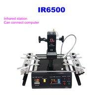 BGA station IR6500, infrared reworkstation, foreign trade 2016 best selling models, factory direct sales
