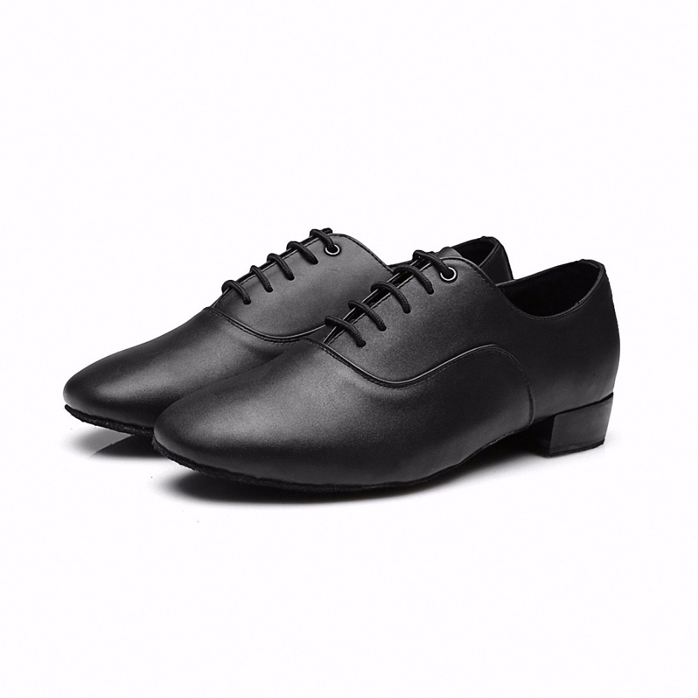 MQUPIN Scrub Black Hollow Outs Breathable Men Formal Shoes Pointed Toe Patent Leather Oxford Shoes For Men Dress Shoes Business