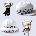Anime One Piece Trafalgar Law Cosplay Hat Death Surgeon Two Years Later Gift Cartoon winter 2 version