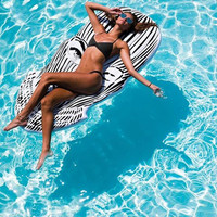 180cm Giant Pool Float Adults Inflatable Face Emoji Air Bed Floating Air Mattress Summer Swimming Water Boat Kickboard Beach Mat