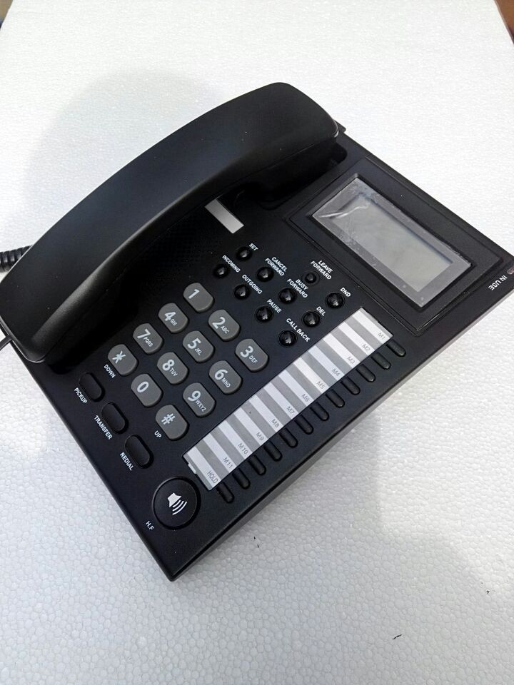 High quality VinTelecom PH206 PABX Business Phone / Caller ID Telephone / PBX Office Phone - NEW