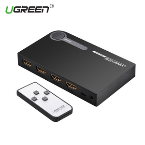 Image 1 - Ugreen hdmi divisor 3 porto hdmi switch switcher hdmi porto para xbox 360 ps3 ps4 inteligente android hdtv 1080 p 3 entrada para 1 saída 4 k