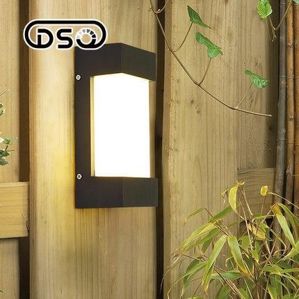 DSQ,American vintage waterproof wall lamp acrylic wall light DSQ,American vintage waterproof wall lamp acrylic wall light