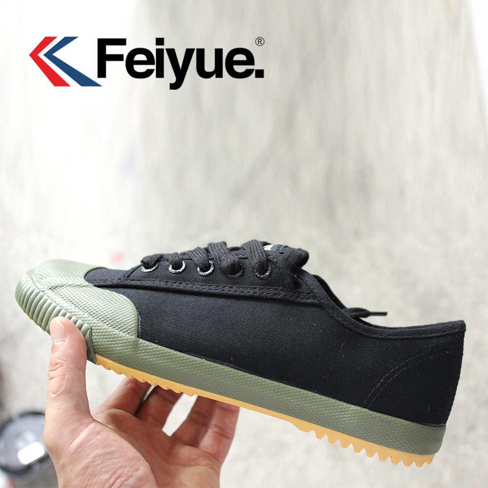 Kung fu nowy Feiyue buty sztuki walki Tai chi Taekwondo Wushu Karate obuwie sportowe trampki sportowe czarny i biały