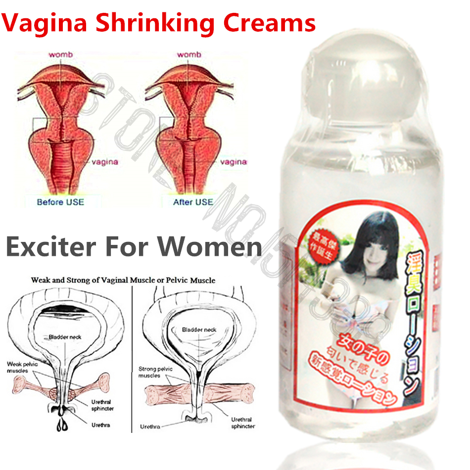 Vagina Shrinking Creams Increase Sexual Pleasure Gel 60ml Exciter For Women Orgasm Female Lubricant For Sex Libido Enhancer Lube