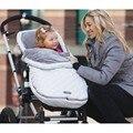 2016 Saco de Dormir do bebê, Carrinho de bebê Saco de Dormir Inverno Envelope Para footmuff Quente para cadeira de rodas