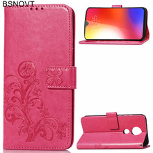 For Motorola Moto G7 Case Soft Silicone PU Leather Wallet Phone Bag Motolora Cover BSNOVT