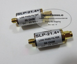SLP-21.4 + DC-22MHz 50OHM Inline low pass filter