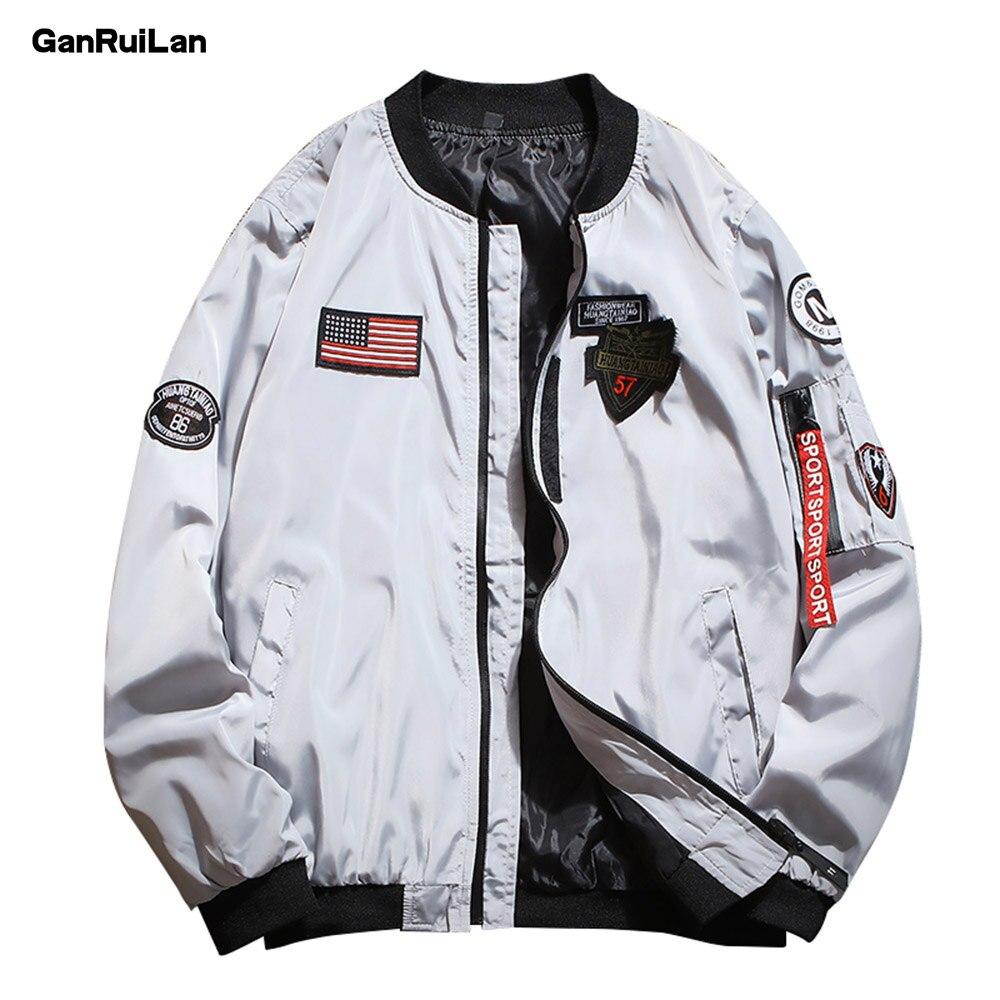 2019 Autumn Men's Jacket New Cultivate One's Morality Short Paragraph Color Matching Collar jacket Male Baseball Uniform JK18025