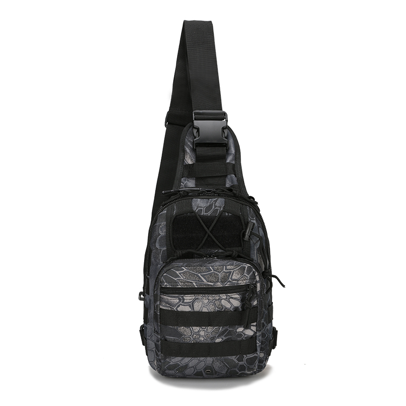 Professional Camouflage Military Tactical Backpack Shoulder Rucksacks Black Outdoor Bag for Climbing Hiking Camping Bag protective outdoor war game military skull half face shield mask black
