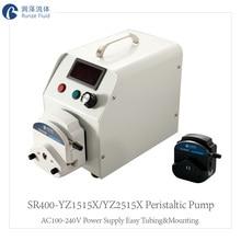 LCD speed adjustable YZ1515x dosing peristaltic pump cheap