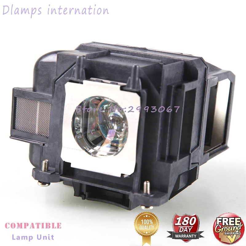EX3220 EX5220 EX5230 EB-945 EB-955W EB-965 EB-98 EB-S17 EB-S18 EB-SXW03 proyector V13H010L78 ELP78 para proyectores EPSON