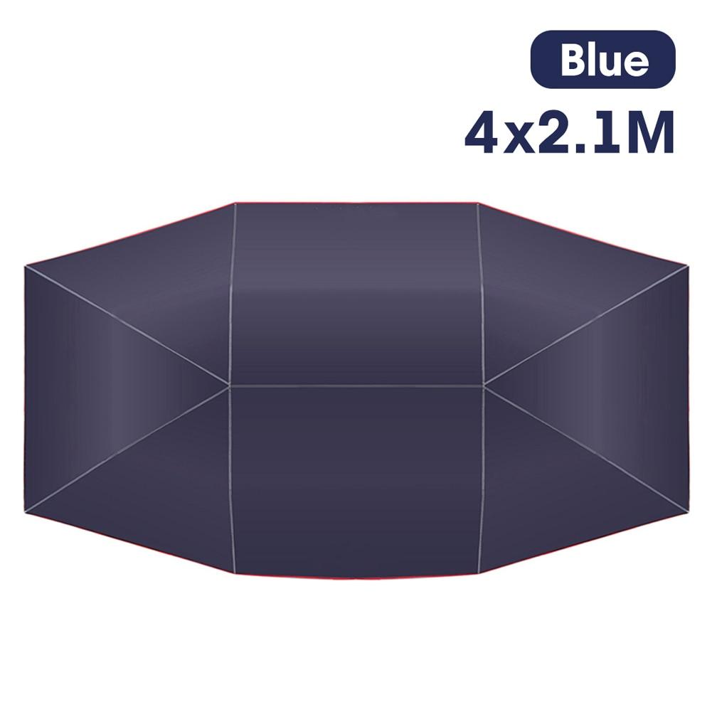 Hot voiture parapluie soleil ombre couverture tente tissu auvent Sunproof 400x210 cm pour extérieur JLD * - 4