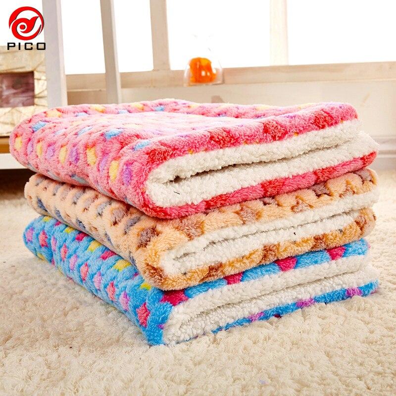 Online Get Cheap Thick Dog Blanket Aliexpress Com