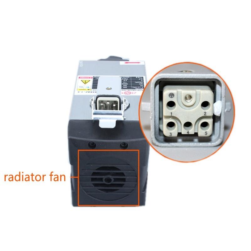 TECNR wysokiej jakości 2.2kw 220 v chłodzony powietrzem silnik - Obrabiarki i akcesoria - Zdjęcie 5