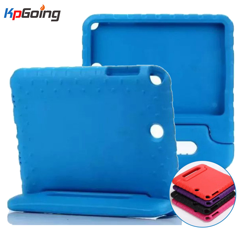 For Samsung Galaxy Tab A 9.7 Case T550 Shockproof EVA Foam Protective Cover For Samsung Tab A 9.7 SM-T550 Cute Kids TV Stand планшеты samsung tab