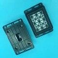 Планшетный УФ-принтер с растворителем для epson DX5 укупорочная станция Flora Flyjet Galaxy Wit-color DX7 головная крышка Топ печатающая головка чистый блок 2 ...