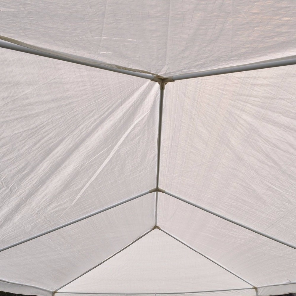 10'x30'Canopy Party Outdoor Wedding Tent Heavy duty Gazebo Pavilion Cater Events AP2013WH - 6