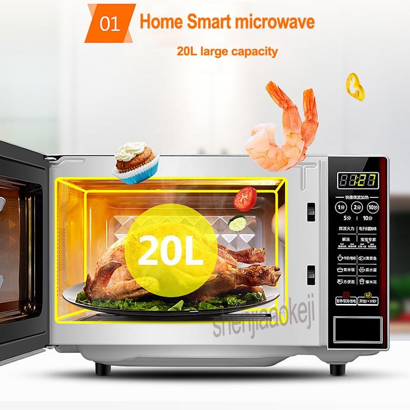 microwave oven Home use M1-L202B intelligent multi functional home use mini Falt-Plate 220v 1pc
