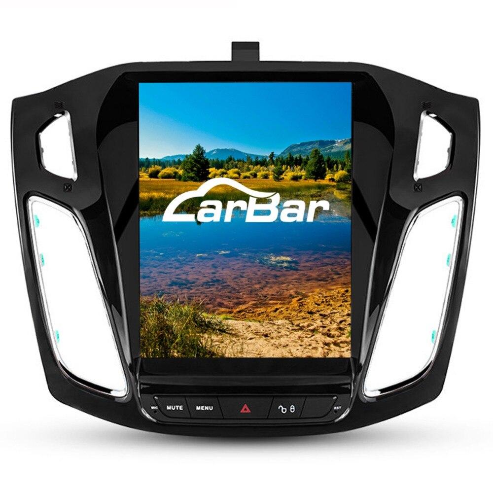 """imágenes para 10.4 """"Vertical de la Pantalla 1024*768 Android Navegación Del Coche DVD GPS Radio Player para Ford Focus 2012 2013 2014 2015 RAM 2 GB Quad núcleo"""