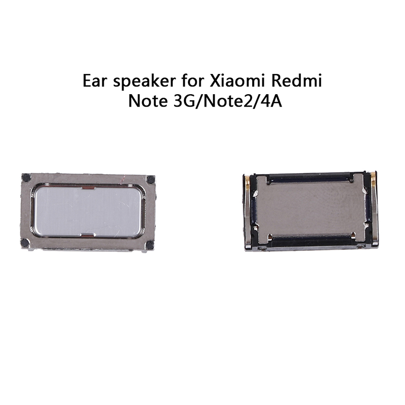 New earpiece Ear speaker for Xiaomi Redmi Note 3G/Note2/4A cellphone parts 1pc(China)