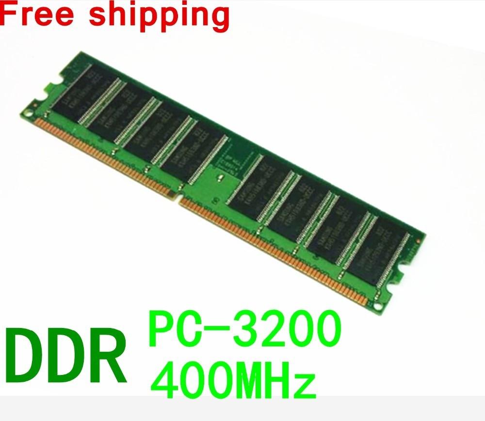 Uue suletud 1GB DDR 400MHz 2GB (1GBX2) PC 3200 lauaarvuti mälu - Arvuti komponendid - Foto 5